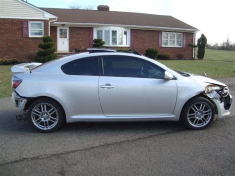 wrecked scion tc for sale scion tc wrecked for sale autos post