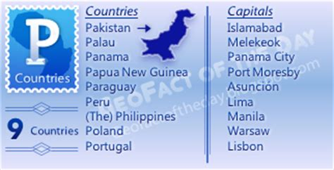 countries that start with the letter d geofact of the day august 2013 1144