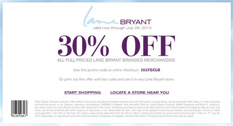 lane bryant coupons top deal 30 off goodshop 25 off lane bryant coupons promo codes deals november
