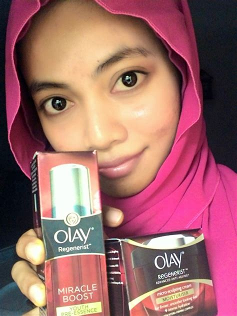 Olay Regenerist Micro Sculpting Harga olay regenerist miracle boost youth pre essence and olay