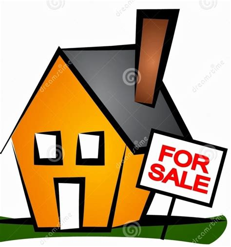 house for house for sale clip art clipartion com