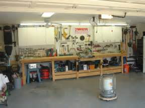 garage and workshop designs building new workbench any good plans out there page