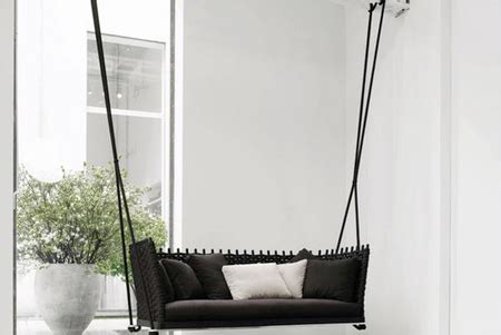 7 stylish indoor swings for your home hometone