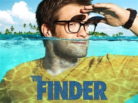 The Finder The Finder Tv Breakroom