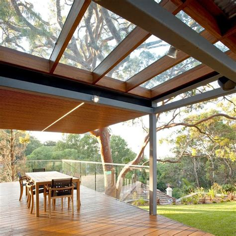 angled roof aussie escarpment house with angled roof and wavy ceiling