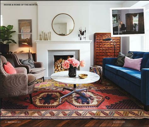 blue sofa decor h h living room blue sofa inspiration pinterest