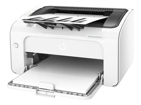 Hp Laserjet Pro M12w Wireless Printer Garansi Resmi Hp hp m12w laserjet pro wireless mono laser printer ebuyer