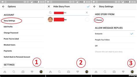 membuat instagram story tutorial android inwepo