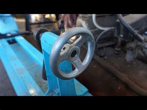 cummins wood lathe repairs youtube