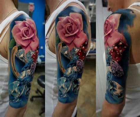 flower quarter sleeve tattoo ideas beautiful flower half small sleeve picture tattoo designs