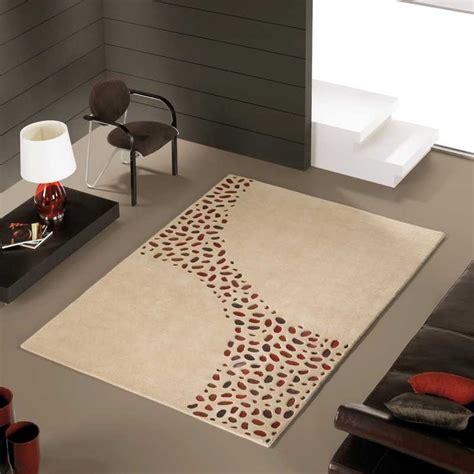 Tapis Design by Tapis De Luxe Design Beige Loxton Par Carving