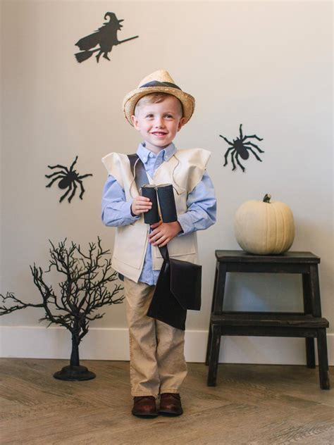 kids halloween costume adventurous explorer hgtv