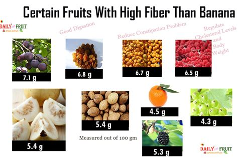 fruit with fiber top 15 fruits with high fiber dailyonefruit