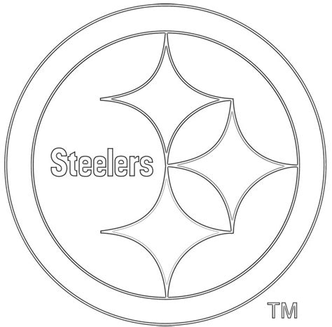 pics photos pittsburgh steelers coloring pages online bison crap clipart