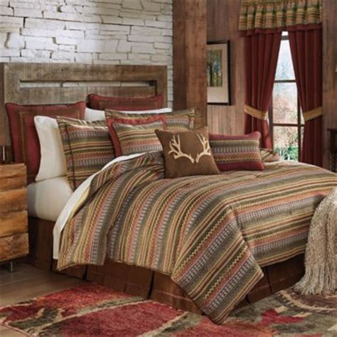 red california king comforter buy croscill comforter s from bed bath beyond