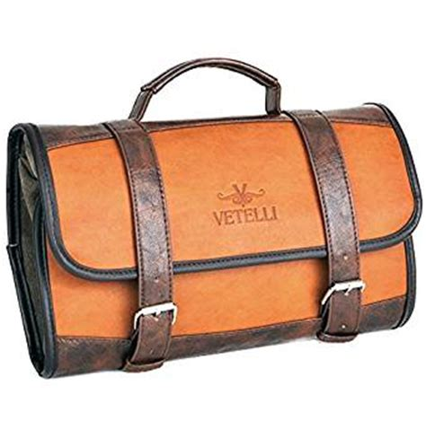 amazon travel accessories amazon com vetelli hanging toiletry bag for men dopp