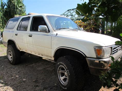 Lifted 94 Toyota Toyota 4runner 4x4 Lifted 94 Pre Loved Cars Suvs Vans
