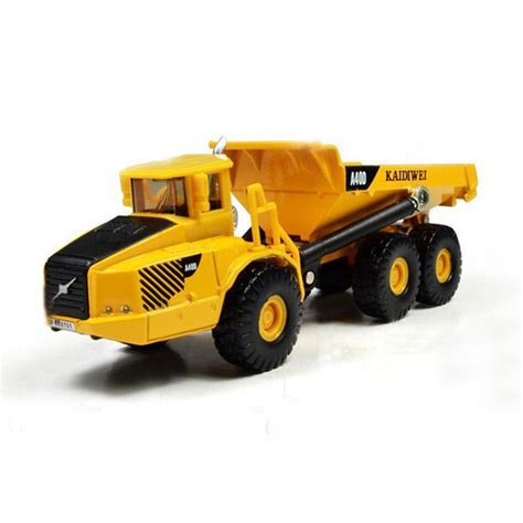 Diecast Truck Construction kdw 1 87 ho scale diecast truck construction vehicle cars