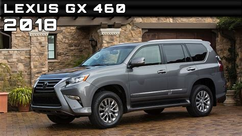 Lexus Gx Specs by 2018 Lexus Gx 460 Review Rendered Price Specs Release Date