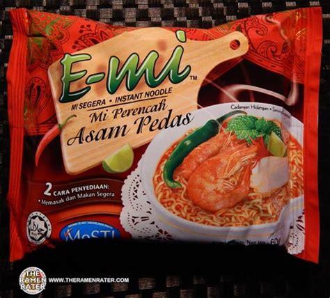 Ramen Pedas meet the manufacturer 1584 e mi mi perencah asam pedas the ramen rater
