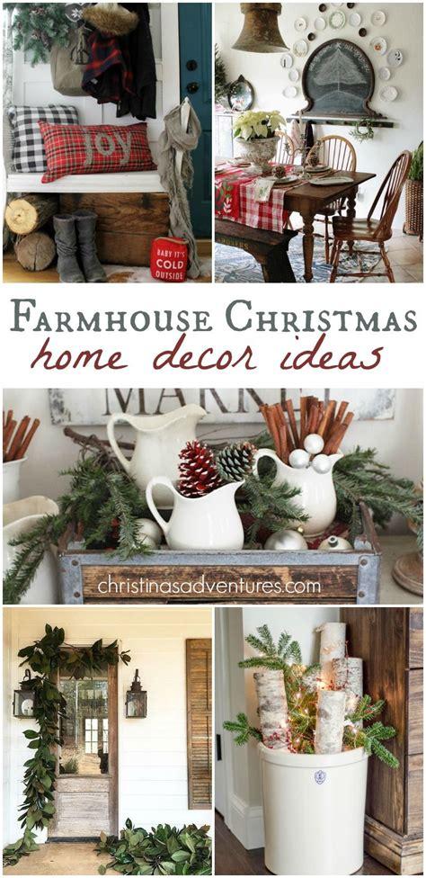 farmhouse christmas decorating ideas christmas decorations farmhouse christmas decor