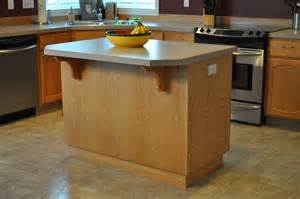 handmade kitchen island the dizzy house customizing your not so custom kitchen island