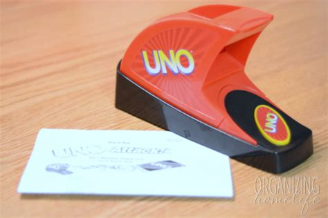 printable directions for uno attack how to organize kids games and a free printable organizer