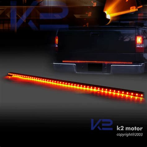 Truck Led Light Strips 49 Quot Line Light Truck Tailgate Led Brake Gmc Jimmy Envoy Yukon Sonoma Ebay