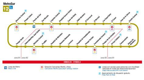 horario del servicio del metro 2016 horario del servicio del metro 2016