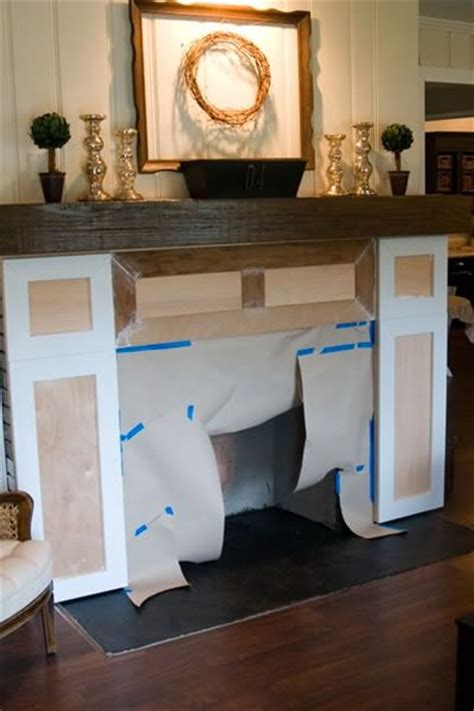 The Lettered Cottage Fireplace Makeover by Fireplace Makeovers Fireplaces And Mantels On