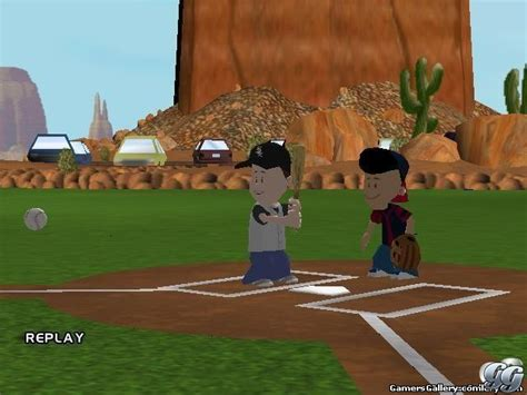 Backyard Baseball 2005 Unlockable Players Gamers Gallery Backyard Baseball 2005