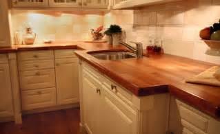 comptoir de cuisine en bois nouvelle cuisine