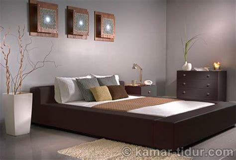 Kasur Tidur Minimalis tempat tidur minimalis set kamar tidur minimalis jati