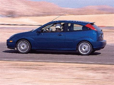 2002 ford focus svt 2002 ford focus svt side view photo 1