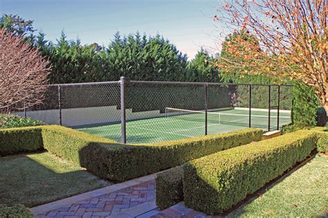Tennis Gardens by Garden Ideas For A Traditional Home Completehome
