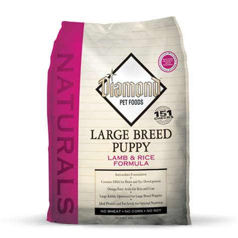naturals large breed puppy food naturals large breed puppy 40 lb food 981429
