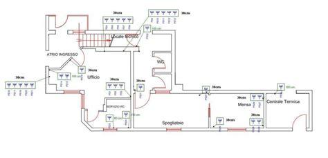 impianto elettrico da letto progetto impianto elettrico 17 86 kw idee ingegneri