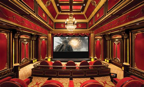 home theaters homes   rich   real estate blog