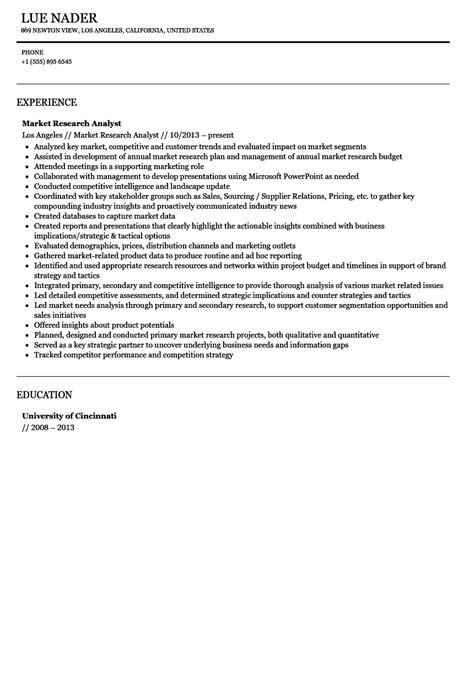 Market Research Motivation Letter market research resume objective resume ideas