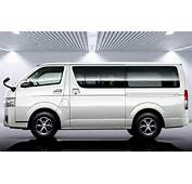 2016 Toyota Hiace Price And Release Date  2017 2018 Car Reviews