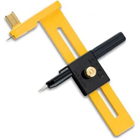 Isi Circle Cutter Olfa Cmp 1 olfa cmp 1 compass circle cutter circle cutter cutting circle in paper genuine ebay