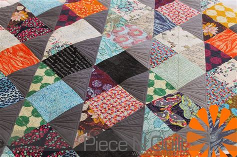 How To Quilt Triangles by N Quilt Half Square Triangle Quilt Deciding How
