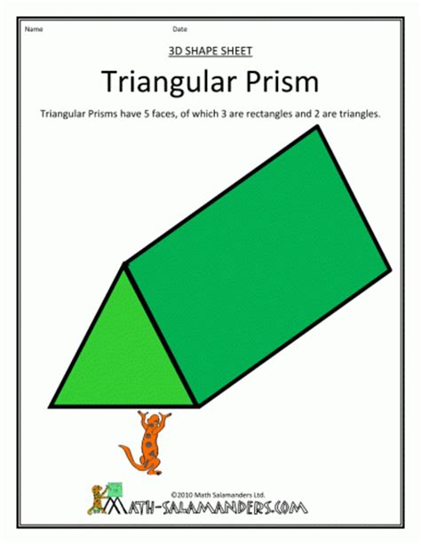 Process Prism by Triangular Prism Clipart Clipart Suggest