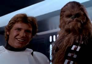 Harrison Ford Chewbacca Brovember 22 Han And Chewbacca Quot The Brotherhood