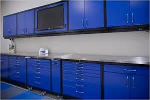garage metal cabinets garage cabinets how to choose the best garage storage