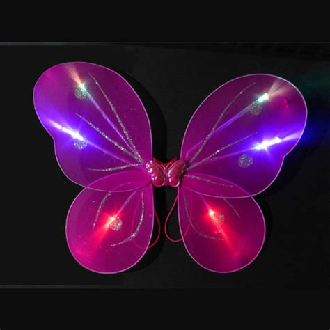 light up butterfly wings butterfly wings costume accessory light up