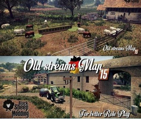 streams map v 1 0 1 low computers fs15 farming