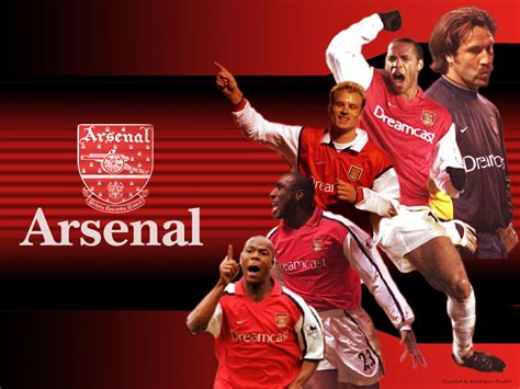 arsenal team overview arsenal football club the power of sport and games