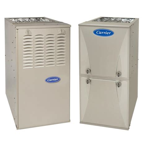 comfort aire furnace parts carrier installed comfort series gas furnace hsinstcarcgf