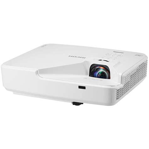 Projector Ricoh ricoh pj wxl4540 wxga 3200 lumen throw dlp projector